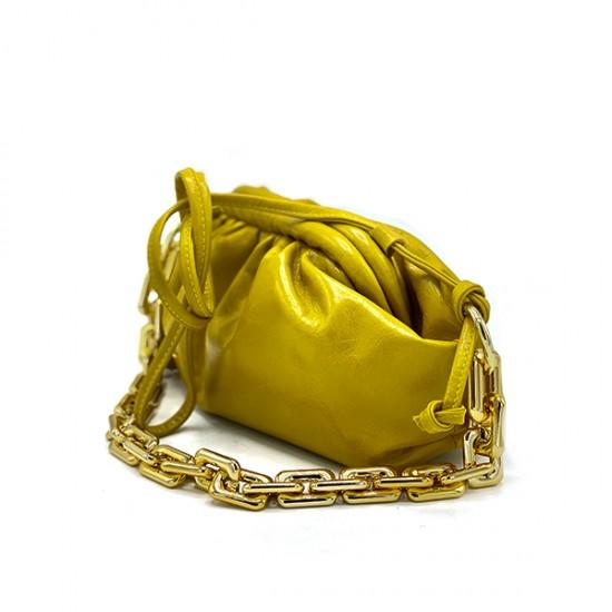 Сумка Sara Burglar Dea 1236 giallo