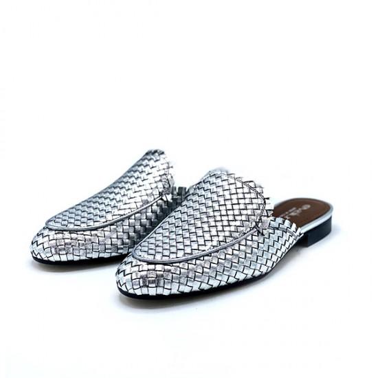 Мюли Evaluna 085 argento